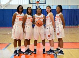 SyracuseWomensBasketballTeam