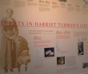 harriettubmantimeline
