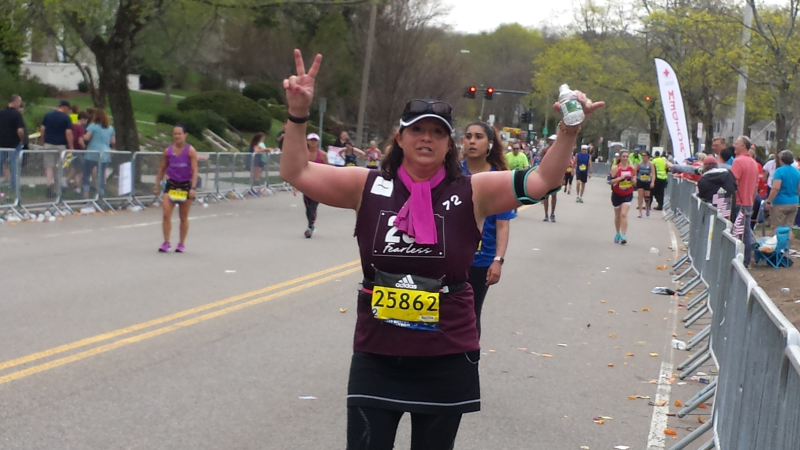 Lessons Learned One Year After Running the Boston Marathon